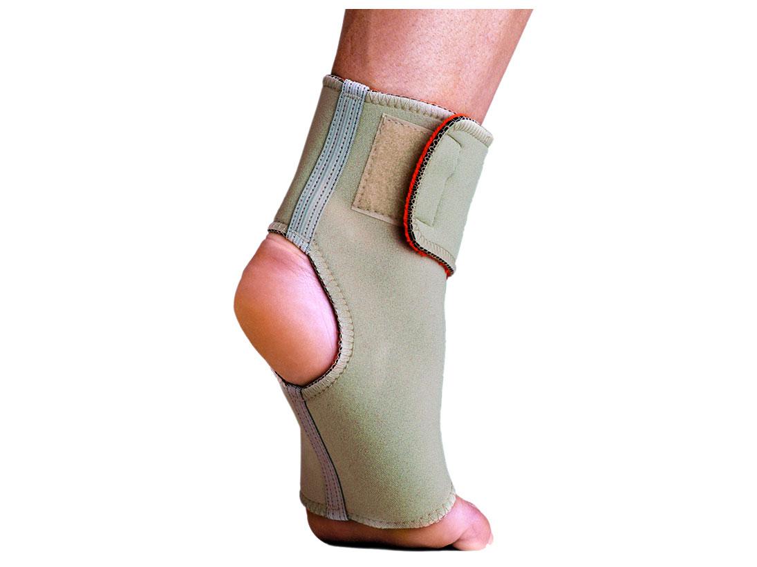 Băng nẹp cổ chân mở gót Thermoskin 8*203