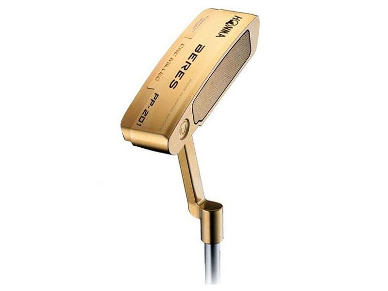 Gậy golf Honma Putter PP-201 Gold
