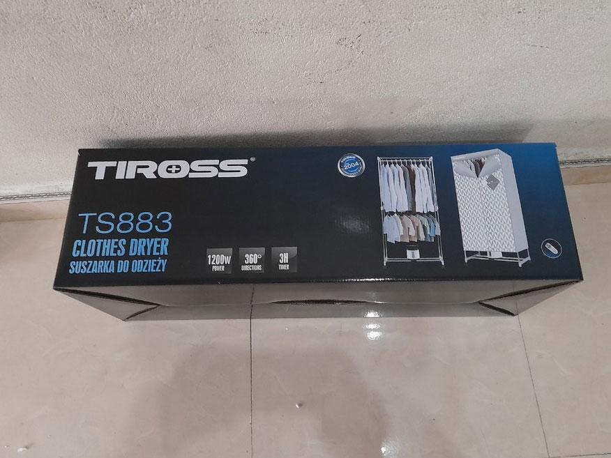 Tiross TS883