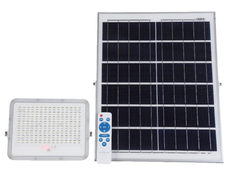 Đèn pha năng lượng mặt trời Solar CET-106B-50W