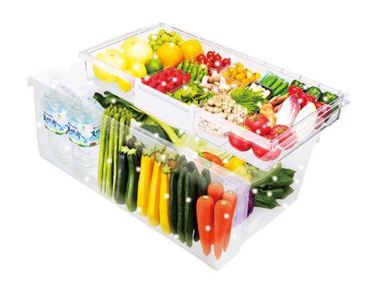 Ngăn rau tủ tươi lâu hơn