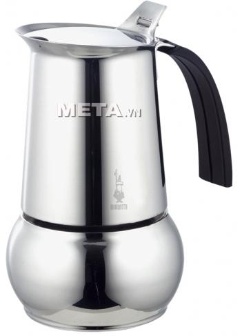 Ấm pha cà phê Bialetti Kitty 10TZ Nero BCM-1715 giúp pha cà phê Espresso dễ dàng.