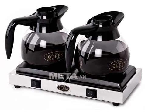 Bếp hâm nóng bình cà phê Coffee Queen V2