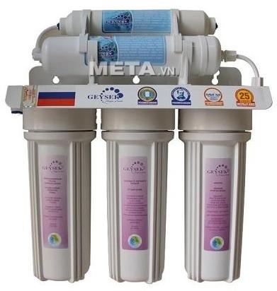 máy lọc nước nano Geyser 5 cấp lọc TK5 dùng cho gia đình