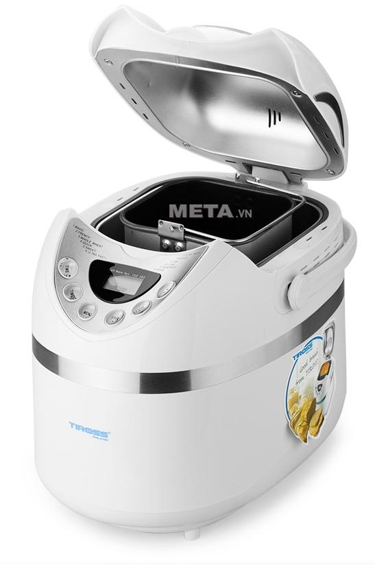 Hình ảnh máy làm bánh mỳ 12 chức năng Tiross TS-820