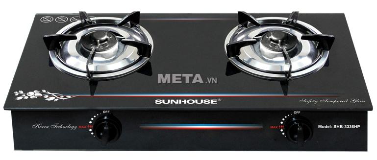 Bếp gas dương kính cao cấp Sunhouse SHB3336HP