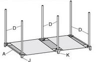 Sơ đồ lắp đặt tủ vải TVAI08