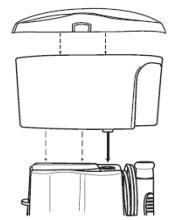 Máy tăm nước Max-456