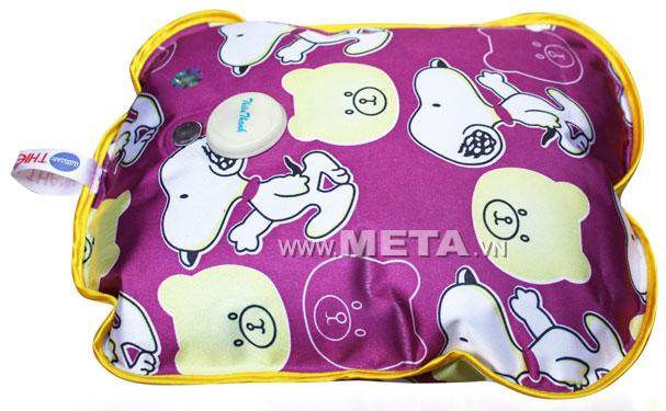 Túi chườm đa năng Thiên Thanh có thể dùng suởi ấm, chườm lạnh khi bong gân