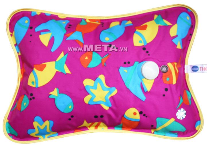 Túi chườm đa năng Thiên Thanh có thể chườm nóng hoặc chườm lạnh.