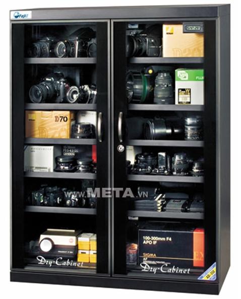 Tủ chống ẩm Fujie AD350 là thiết bị chống ẩm hiệu quả