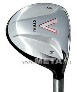 gậy golf taylormade vsteel 06 fw wo #3 15 pluss