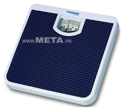 Cân sức khỏe Tiross TS-810 dùng cân đo trọng lượng cơ thể tại gia đình