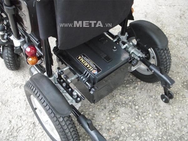 Xe lăn điện W-HA-1032-LIGHTING bền và chắc khỏe