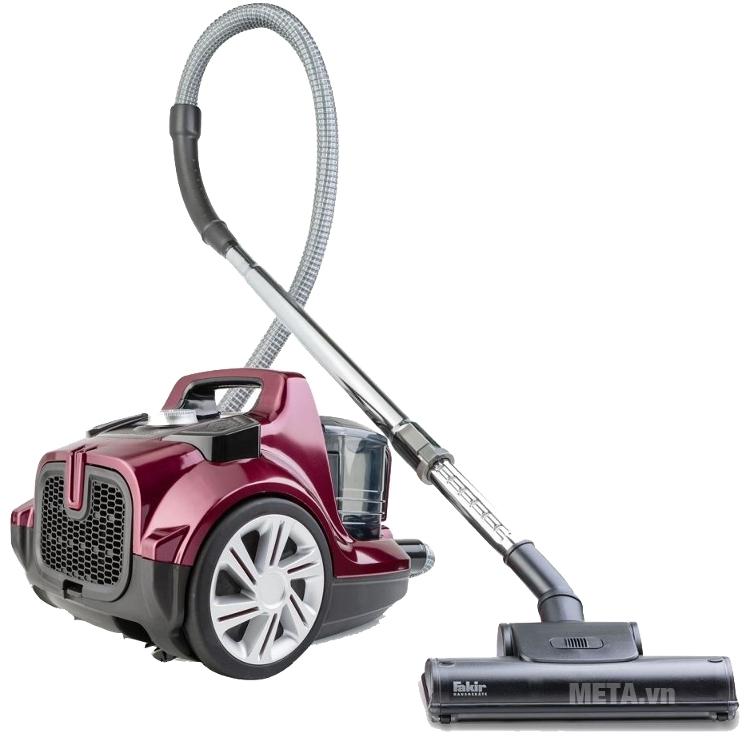 Máy hút bụi Fakir Veyron Turbo màu tím