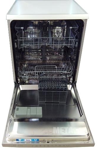 Máy rửa bát ESF5511LOX có 6 chương trình rửa tiện dụng.