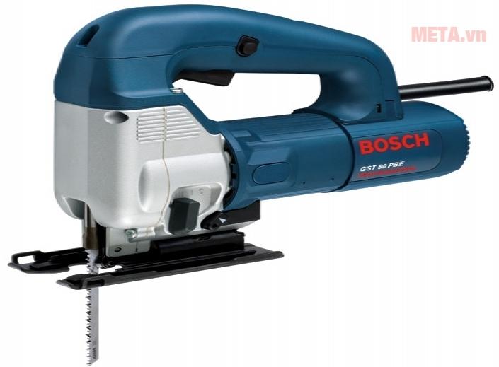 Máy cưa lọng Bosch GST 80 PBE được thiết kế hiện đại
