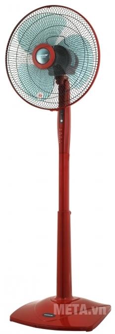 Quạt đứng Sunhouse SHD7630 được thiết kế hiện đại.