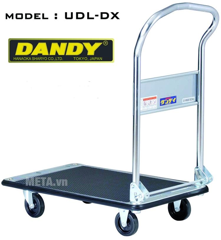 Xe đẩy hàng Nhật bản Dandy UDL-DX với thiết kế chắc chắn.