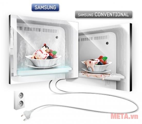 Tủ lạnh 203 lít Samsung RT20HAR8DSA với công nghệ hiện đại, đem đến tiện ích cho người sử dụng.