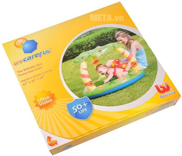 Hộp đựng bể bơi có mái che Bestway 52179.