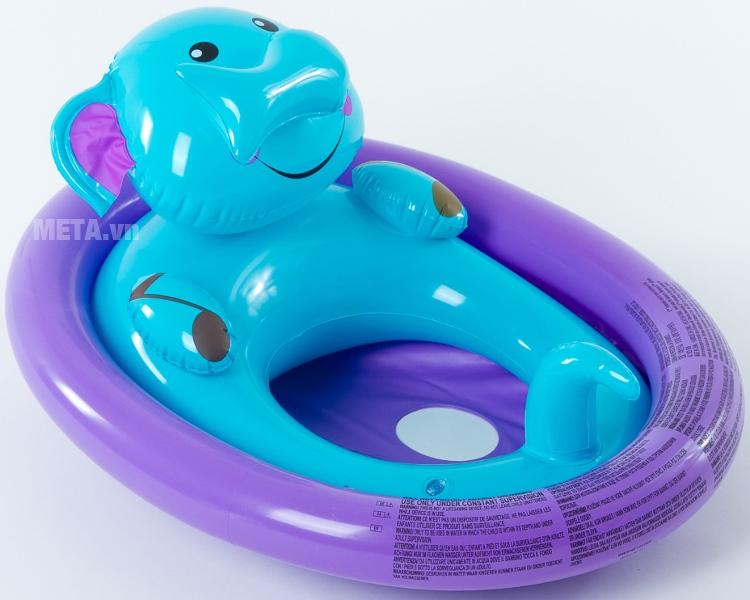Phao bơi hình con thú chống lật Bestway 34058 hình con voi.