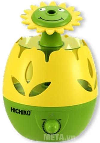 Máy tạo độ ẩm Hichiko AH-7101 với thiết kế dễ thương.