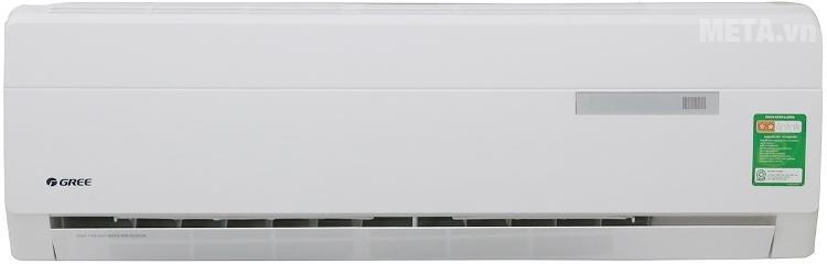 Điều hòa 1 chiều Inverter 12000 BTU Gree GWC12MA-K3DNC2L với thiết kế hiện đại.