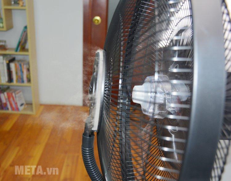 Quạt phun sương Hichiko HC-6011 an toàn cho sức khỏe người sử dụng