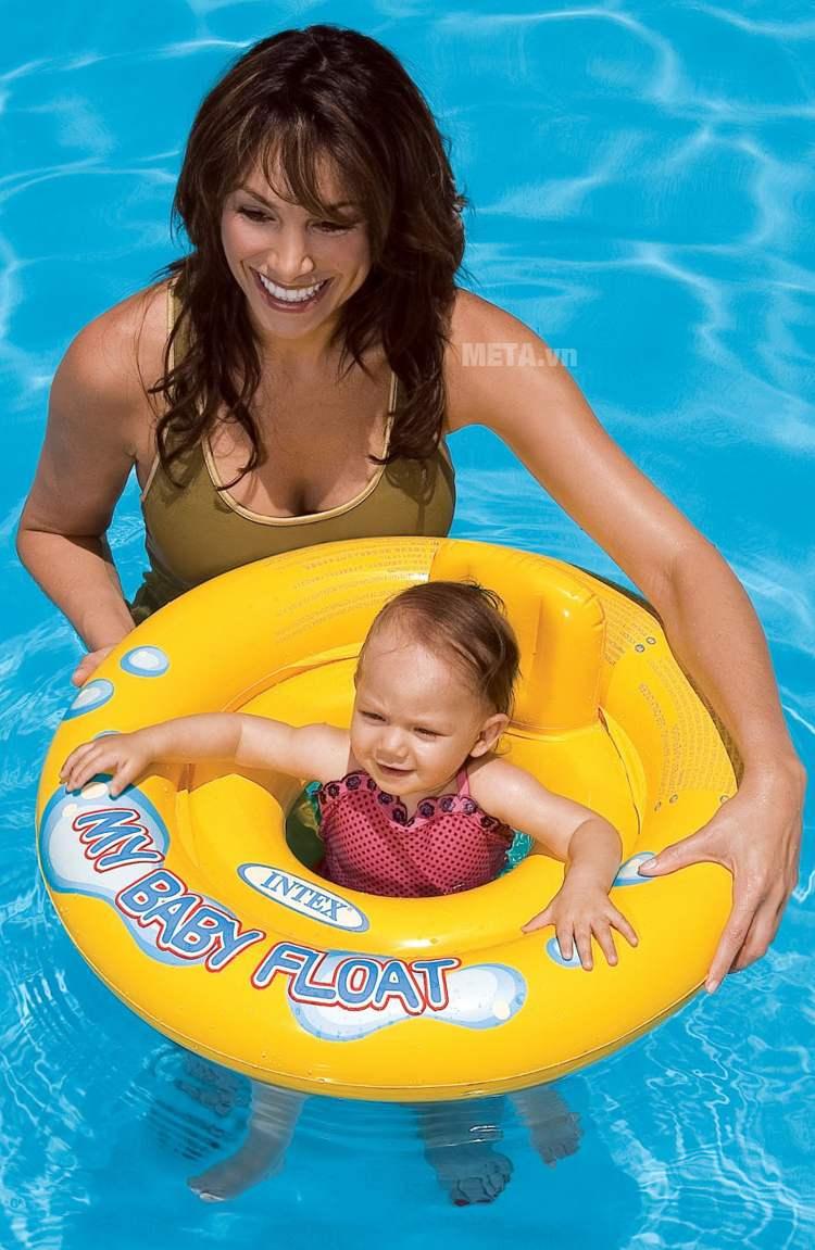 Phao bơi chống lật Intex 50574 dành cho trẻ em.
