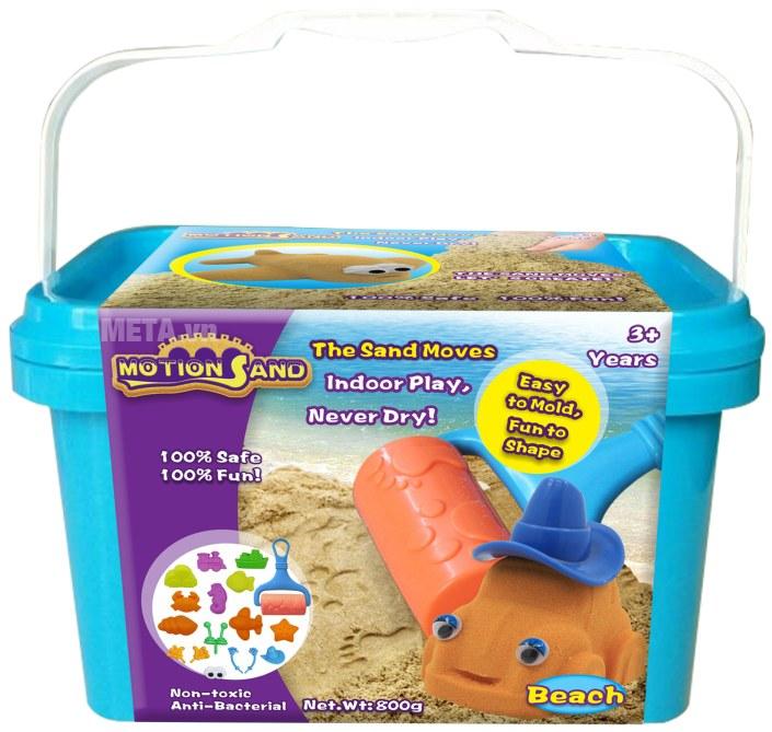 Cát tạo hình động vật biển Motion Sand MS18.