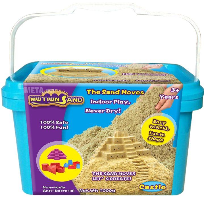 Cát tạo hình lâu đài cổ tích Motion Sand MS21.