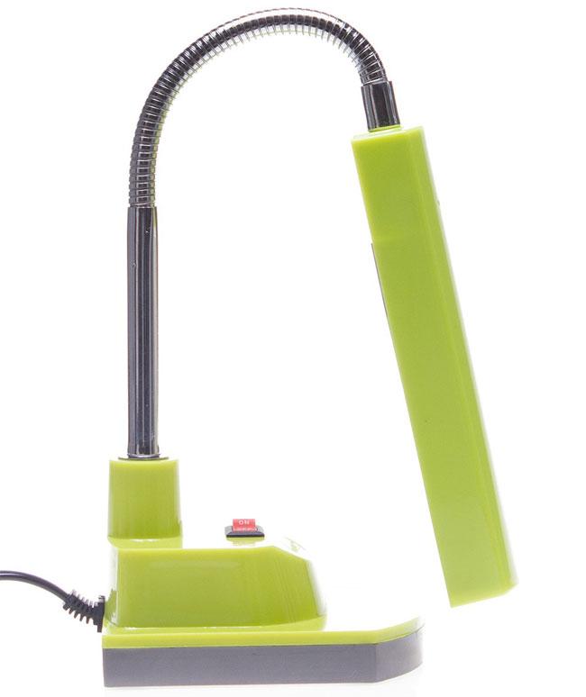 Đèn bàn compact V-light màu xanh chuối