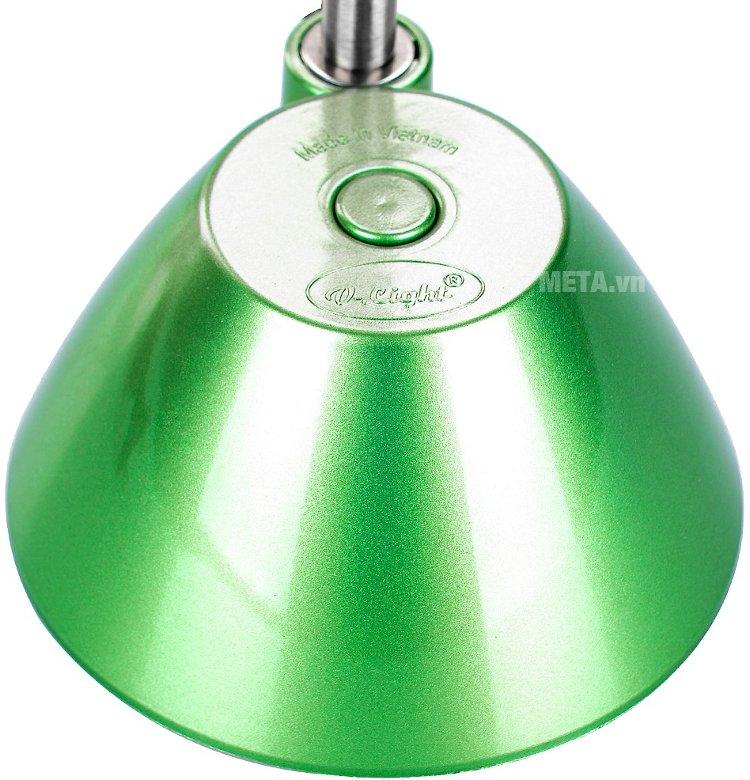 Đèn bàn cao cấp V-light P-LED 6W với thiết kế đế đèn.