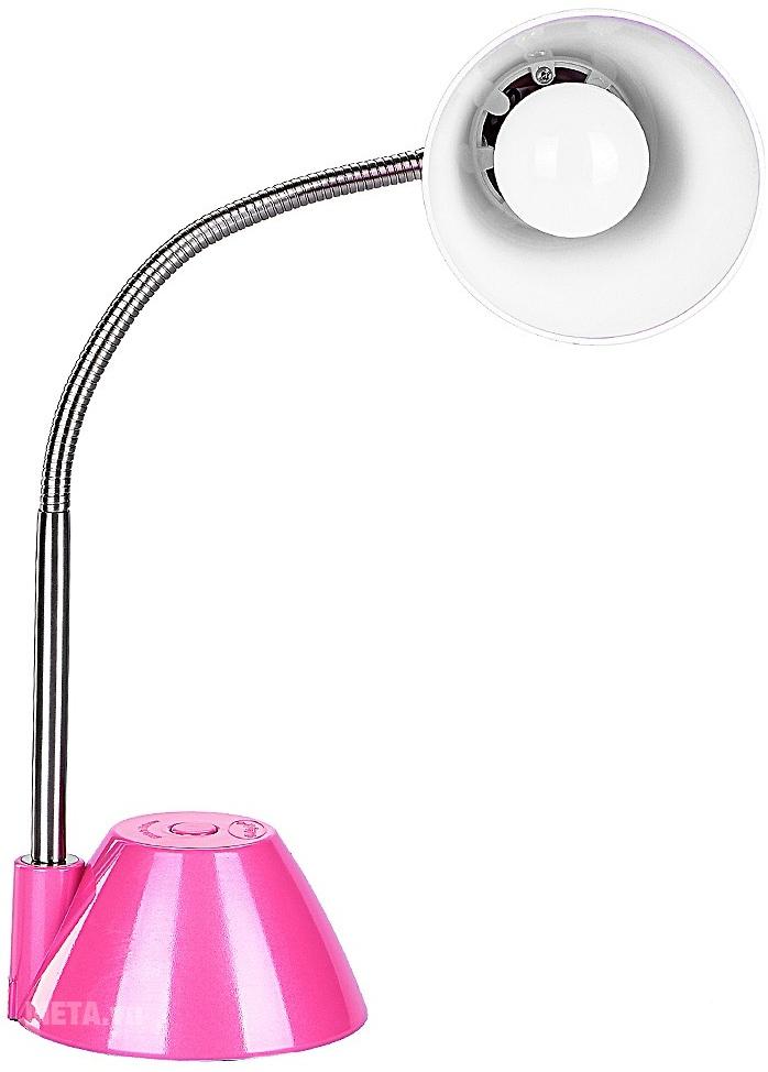 Đèn bàn cao cấp V-light P-LED 6W thiết kế thân đèn có thể xoay 360 độ tiện dụng.