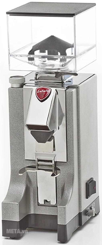 Máy xay cà phê Mignon MCI/T220 màu ghi xám.