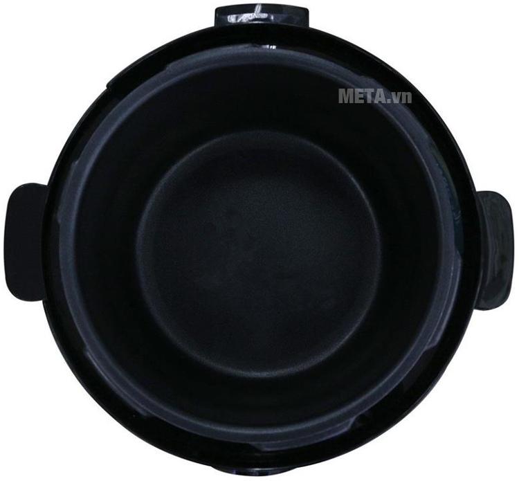Nồi áp suất Smartcook PCS-0238 6 lít với dung tích nồi lớn.