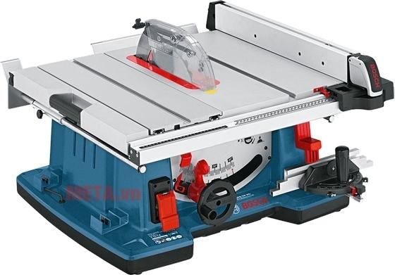 Máy cưa bàn Bosch GTS 10 XC cho đường cắt đẹp