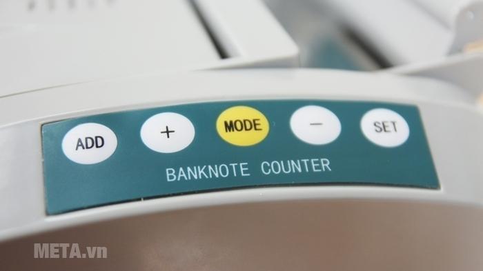 Các chức năng của máy đếm tiền thông minh phát hiện tiền siêu giả Silicon MC-8600
