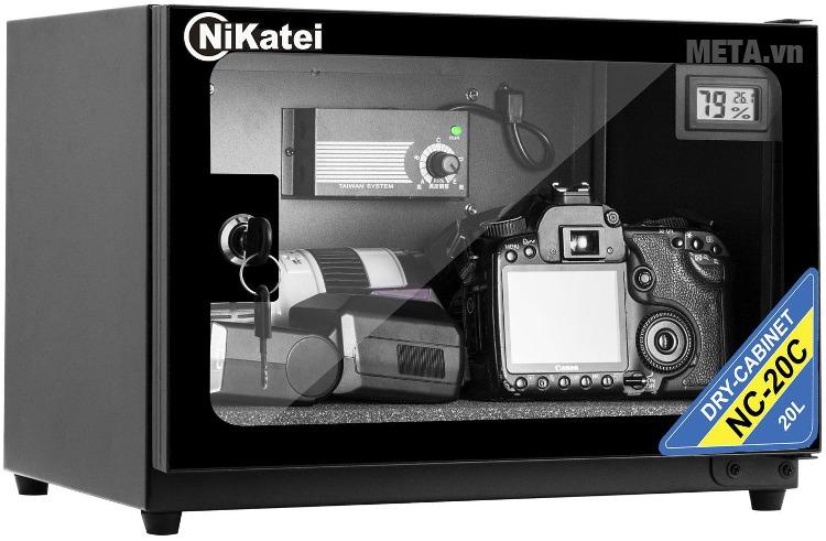 Tủ chống ẩm cao cấp Nikatei NC-20C (20 lít).