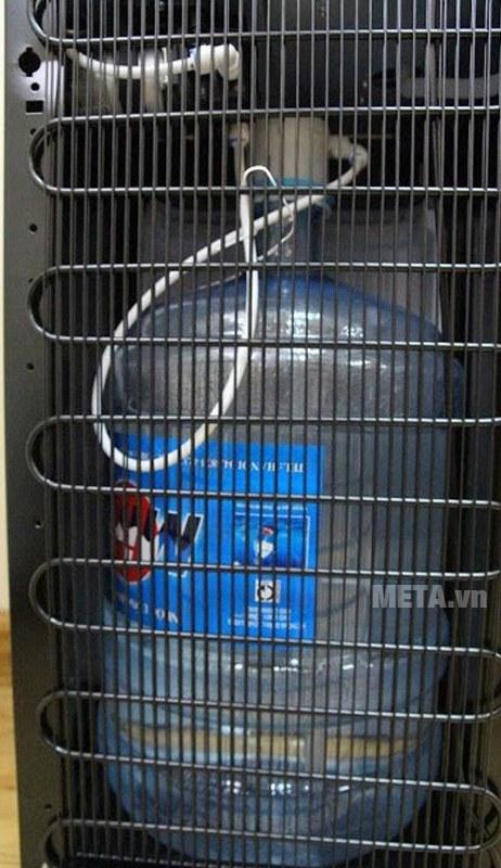 Cây nước nóng lạnh cao cấp Midea YL1566S màu xám