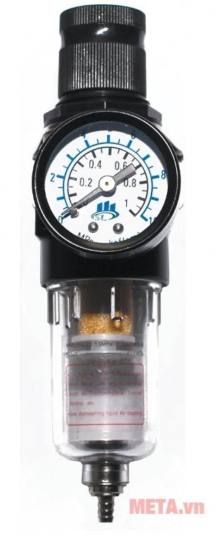 Máy cắt sắt Plasma Legi CUT-40M có đồng hồ khí