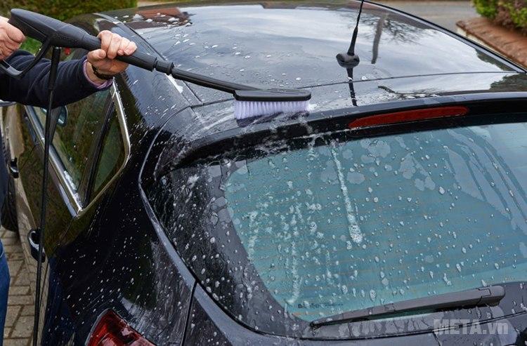 Phụ kiện máy rửa xe Bosch - Bàn chải - F016800359 đánh bật mọi vết bẩn trên bề mặt.