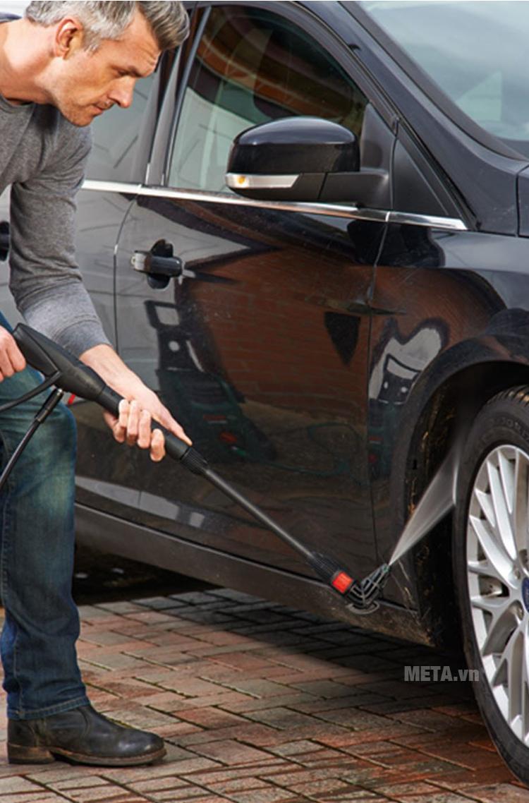 Phụ kiện máy rửa xe Bosch - Đầu phun 90° - F016800354 phun tia nước mạnh.