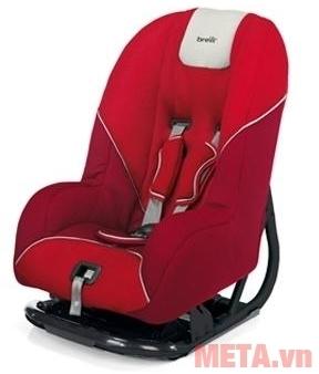 Ghế ngồi ô tô cho bé Brevi Grandprix BRE515-233 dễ cố định trên xe hơi