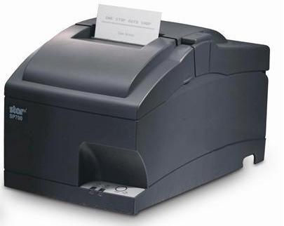 Máy in hóa đơn siêu thị Star BSC10 tiết kiệm 30% giấy so với các dòng máy in cùng loại.
