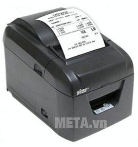 Máy in hóa đơn Star BSC-10E có vỏ máy được làm bằng nhựa cao cấp.