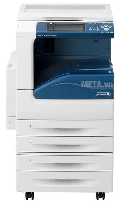 Máy photocopy Fuji Xerox DocuCentre V3060 có tốc độ xử lý nhanh.