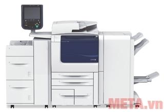 Máy photocopy Fuji Xerox DocuCentre V4070 có màn hình cảm ứng LCD màu 8,5 inch.