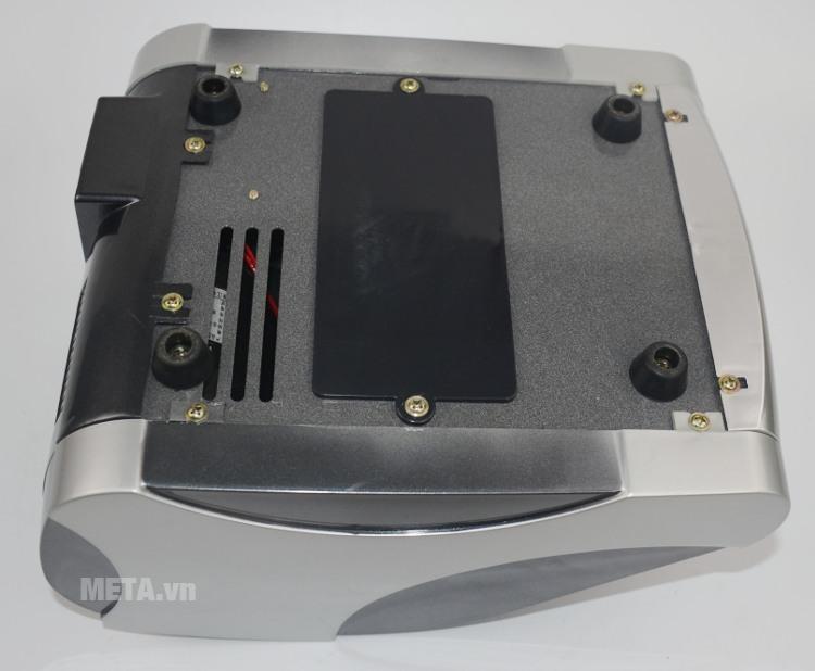 Máy đếm tiền Jingrui JR 2880 trang bị động cơ siêu bền.